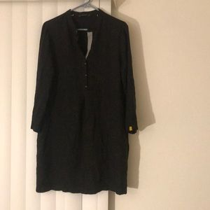 Zara grey casual dress used in exellent condition